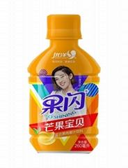 粤联兴供应   优洋果闪260ml*15瓶芒果宝贝