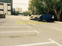 南京达尊道路热熔反光标线