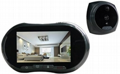 Smart GSM wireless peephole viewers