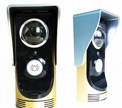Access control of wifi wireless doorbell