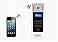 Home automation of GSM wireless video