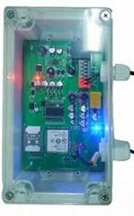 Access Control of GSM Wireless Door Opener