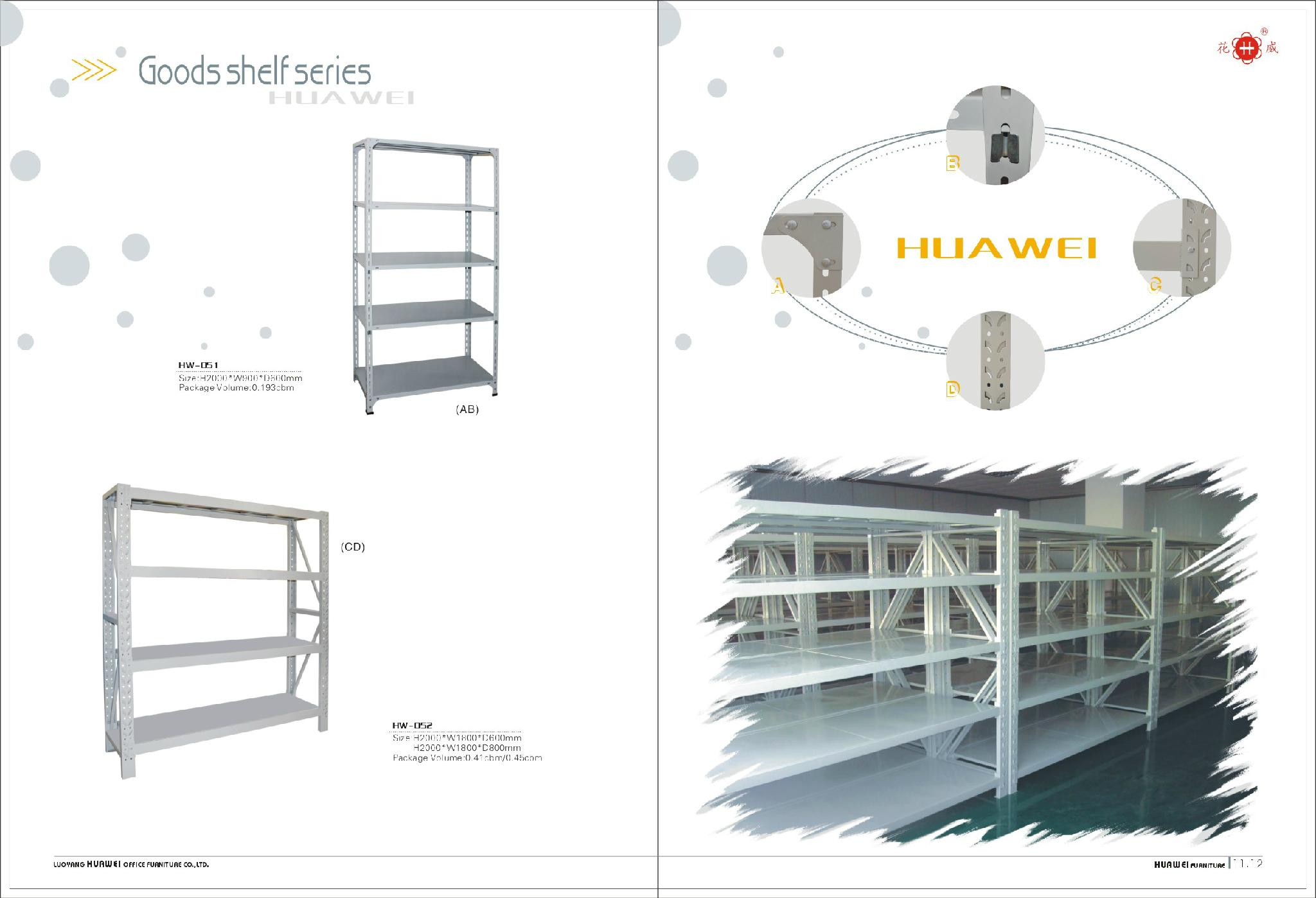 Factory supply goods shelf rack 1
