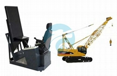 Crawler Crane Training Simulator(LS-CCS)