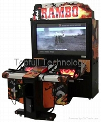 Rambo Gun Shooting Game