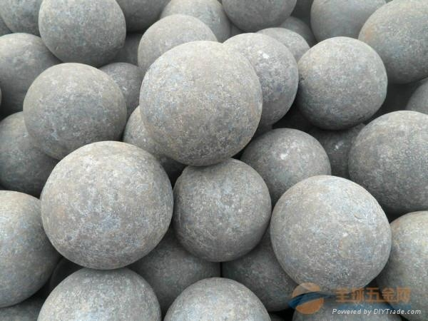 forged steel grinding media balls 4