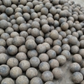 65Mn forged steel grinding media balls
