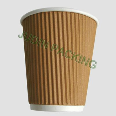 Corrugated Cup 2