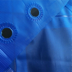 PE high strength cross laminated tarpaulin with all specifications