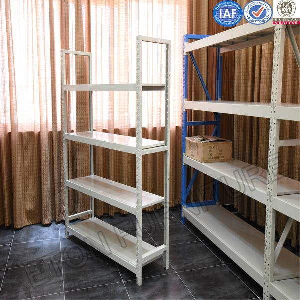 Light Duty Metal Storage Goods Rack Shelf 5