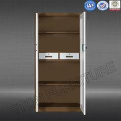 Metal Movable Office Single Section Password Cabinet