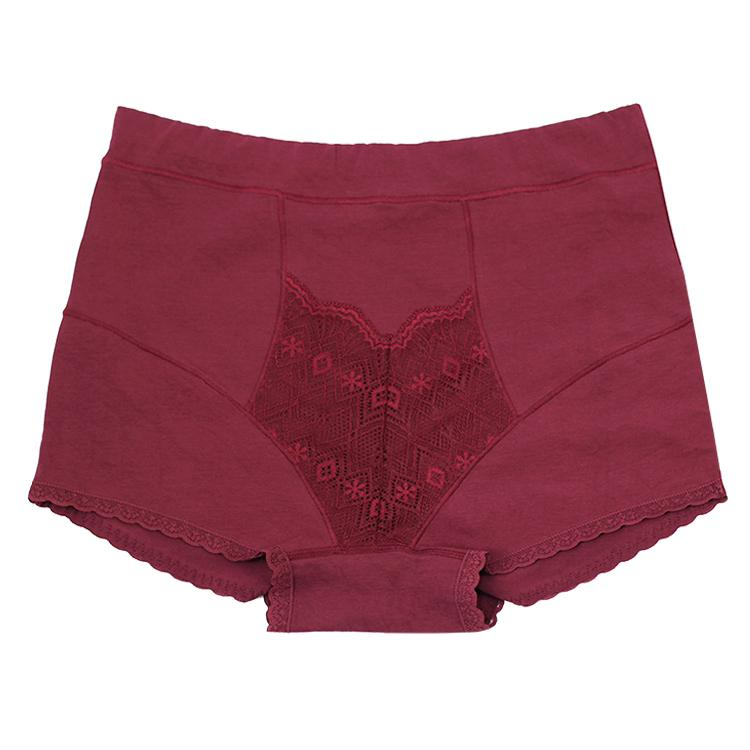 Custom Design Cotton Fat Ladies Thermal Underwear Sexy Women Lingerie Plus Size
