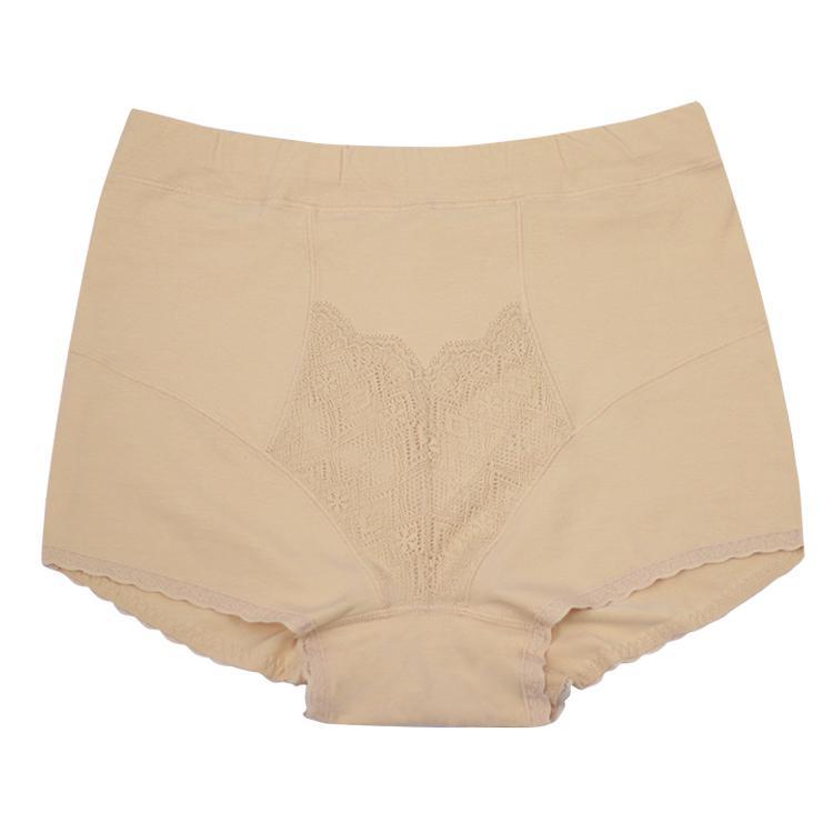 Custom Design Cotton Fat Ladies Thermal Underwear Sexy Women Lingerie Plus Size  5