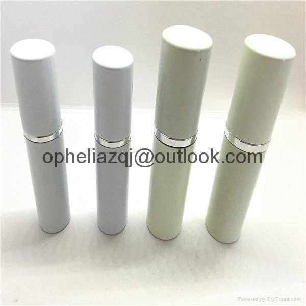 Aluminum perfume bottle 1