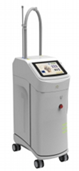 Non Ablative Fractional Advantages - It is the first equipment i Around The Eyes