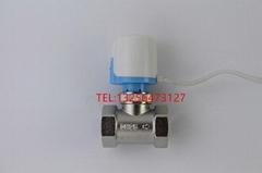 常开型 DN20 电热恒温控制阀
