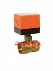 电动温控阀DN25