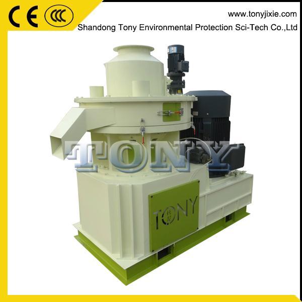 Hot Sale Biomass Ring Die Pellet Machine 5
