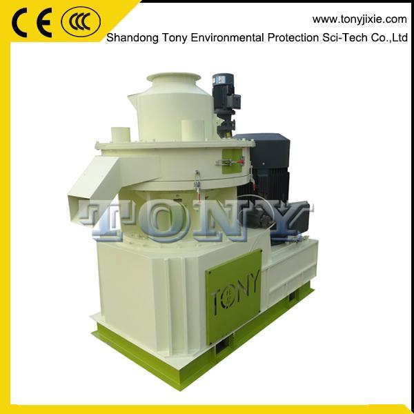 Hot Sale Biomass Ring Die Pellet Machine 2