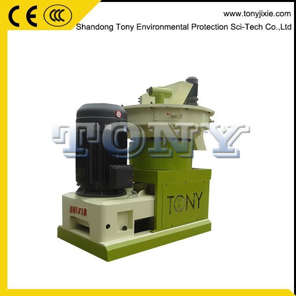 Hot Sale Biomass Ring Die Pellet Machine 1