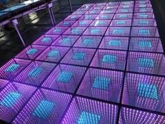 JOH led 3d dance floor stage lighting