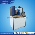 Flake ice machine for seafood fishery freezing with Bitzer Compressor 1