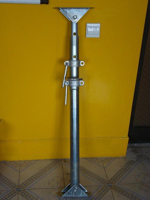 Scaffolding Adjustable Pull push prop jack  4