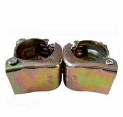 EN74 Korean pressed swivel coupler