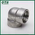 高压锻造管件不锈钢碳钢承插焊弯