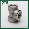 高压锻造管件不锈钢碳钢螺纹丝口