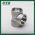 高压锻造管件不锈钢碳钢承插焊三