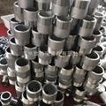 高压管件不锈钢碳钢304/316L/CS双头螺纹短节 5