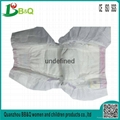 China Diaper Manufacturer 2017 NEW High Absorption Breathable Cheap BABY DIAPERS 1