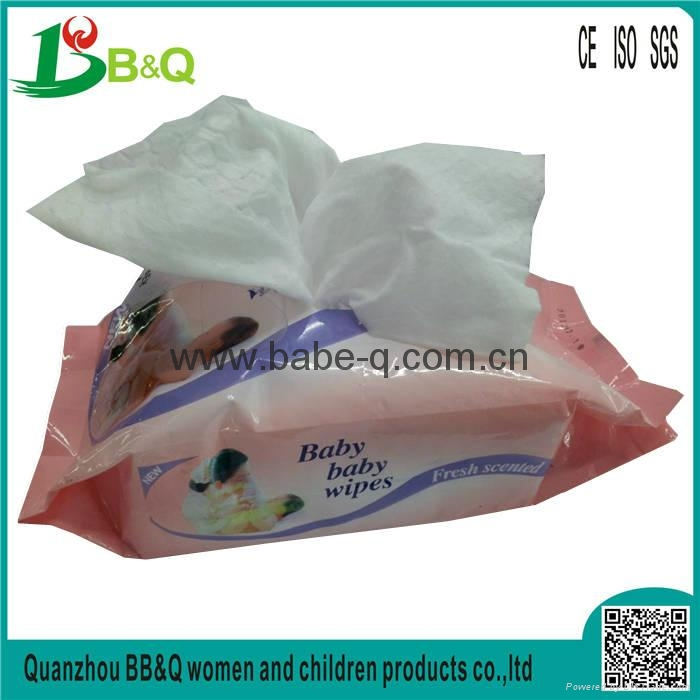 Hot Sale High Quality Competitive Pure Water Baby Wipe Manufacturer from China 1