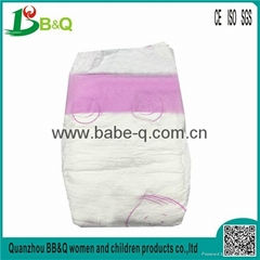Factory Direct Disposable Soft Breathable Organic Baby Diapers