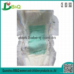 wholesale disposable diaper baby in bales