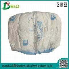 non-woven backsheet disposable baby diaper manufacturer