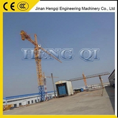 Newly top level operation tower crane