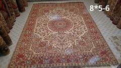 persian new wool carpet