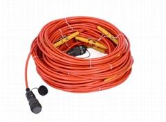 地震勘探小折射電纜