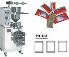 Peanut Butter Packing Machine Ketchup Packing Machine
