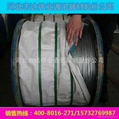 厂家直接供应热镀锌钢绞线