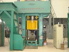 LDE67系列數控電動螺旋壓磚機