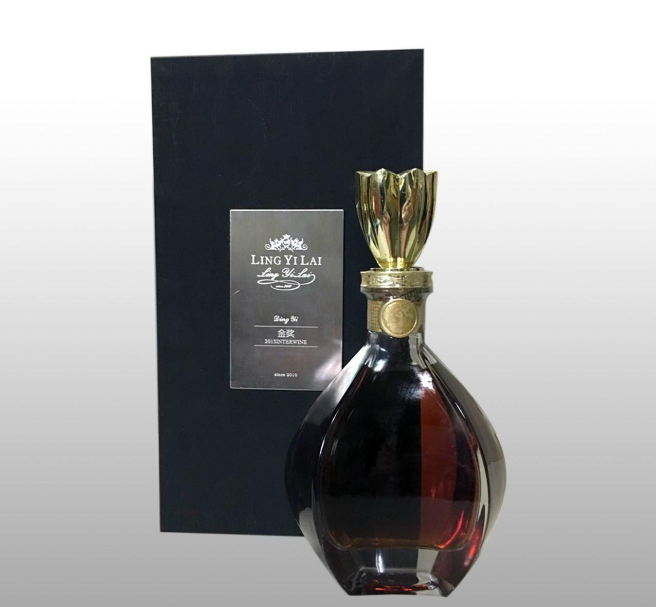 OEM handmade Luxury Paper wine box 1