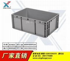 廠家直銷物流箱週轉箱加厚膠箱塑料箱子
