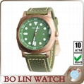 top brand automatic bronze watches with