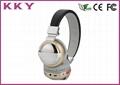 Wireless Headband Bluetooth Headphones