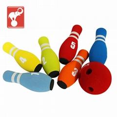 儿童保龄球玩具