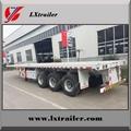 Customize 40ft tri-axle platform flatbed