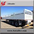 Tri-axle 12 wheels cargo transport